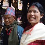 Famiglia a opposite B&B Hospital, Gwarko, Patan, Nepal