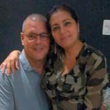 Familia anfitriona en San Leopoldo, Centro Habana, Cuba