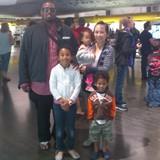 Famiglia a Chino Preserve , Chino, United States