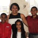 AustraliaKallangur, Dakabin, Kallangur的房主家庭