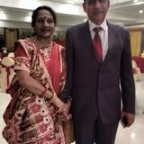 Familia anfitriona en New Alipore, Kolkata, India