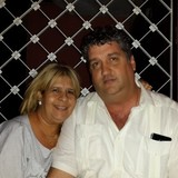 Familia anfitriona en El Vedado, Plaza , Cuba