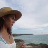 Familia anfitriona en miramar, playa, Cuba