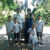 Host Family in Huerta otea , Salamanca , Spain