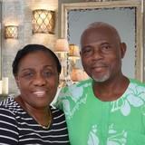 Familia anfitriona en Cable Beach, Nassau, Bahamas