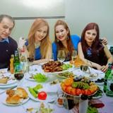 Família anfitriã em Shrjanayin, yerevan, Armenia