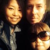 Famiglia a Sakurazustumi musashino city , Tokyo, Japan