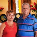 Homestay-Gastfamilie Maricel in ,