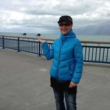 Host Family in cafe, supermarket, mall, park, restaruant, Christchurch, New Zealand