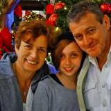 Família anfitriã em Santo Antonio do Carmo, Salvador de Bahia, France