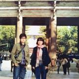Famiglia a Yanesen,Asakusa,Ueno,Akihabara, Tokyo, Japan