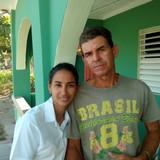 Familia anfitriona en Casilda, Casilda, Trinidad, Cuba
