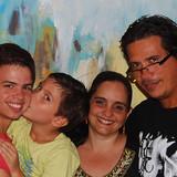 Famiglia a Habana Vieja, La Habana, Cuba