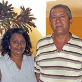 Família anfitriã em Santa Ana, Trinidad, Cuba