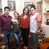 Famiglia a Pusuquí, Quito, Ecuador