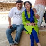 Gastfamilie in Goverdhan Road, Mathura, India