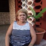 Familia anfitriona en Nautico, Miramar, Cuba