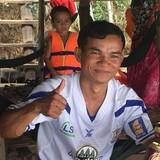 Família anfitriã Kim Heak em Sangkat Tuek Vil, Siem Reap Province, Cambodia
