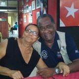 Host Family in Santos Suarez, 10 de Octubre, Cuba