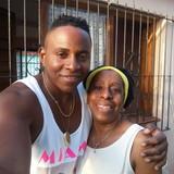 Familia anfitriona en Marianao, Marianao, Cuba