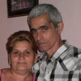 Família anfitriã em Remedios, Cuba