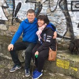 Familia anfitriona en Co Kildare, Naas, Ireland