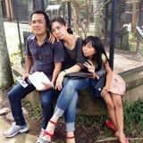 Famiglia a Nusa Dua, Badung, Indonesia