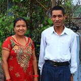 Famille d'accueil à Malepatan, Pokhara, Nepal