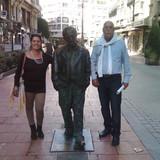 Familia anfitriona en Buen Retiro, Marianao,  Havana, Cuba
