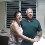 Famiglia a Centro de la Ciudad (Casco Historico), Santiago de Cuba, Cuba