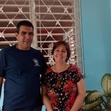 CubaReparto Raul Sanchez, Pinar del Río的房主家庭