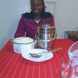 Família anfitriã em Southlands Estate, Langata, Nairobi, Kenya