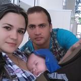 Familia anfitriona en Centro de Ciudad, Holguin, Cuba