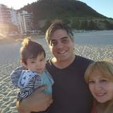 Familia anfitriona en Glen Eden, Auckland, New Zealand