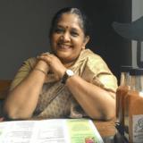 Famiglia a Kodambakkam, Chennai, India