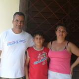 Famille d'accueil à El cayuelo, guardalavaca, Cuba