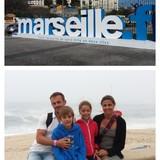Família anfitriã em St Anne St Giniez, Marseille, France