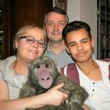 Familia anfitriona en Höhr, Höhr-Grenzhausen, Germany