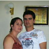 Familia anfitriona en Marti 227 oeste, Santa Clara-Villa Clara, Cuba