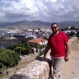 AlgeriaSmall town, Setif的房主家庭
