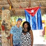Familia anfitriona en Casilda. Trinidad, Casilda. Trinidad, Cuba