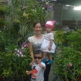 Família anfitriã em Trangbom, Hochiminh, Longthanh, Binhduong, Longkhanh, Bienhoa City, Vietnam