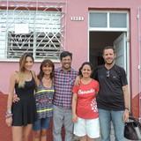 Host Family in La Juanita, Cienfuegos, Cuba