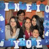 Famille d'accueil à Cerro Esperanza, Viña del Mar, Chile