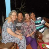 Homestay Host Family My Phung in Ben Tre, Vietnam