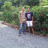Famiglia a 129 Khon-Had, Nakhon Si Thammarat, Thailand