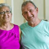 Família anfitriã em cayo hueso, CENTRO HABANA, Cuba