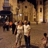 Famiglia a Nuevo Vedado, La Habana, Cuba