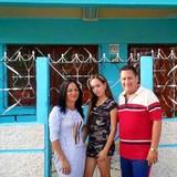 Homestay-Gastfamilie Julio Aidel in morón, Cuba