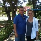 Famille d'accueil à 4 Caminos, Guardalavaca, Cuba